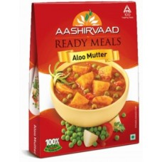 AASHIRVAAD READY MEALS ALOO MATAR