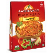 AASHIRVAAD READY MEALS PAV BHAJI