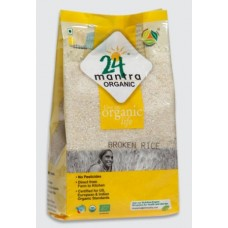 24 Mantra Organic Broken Rice 1kg