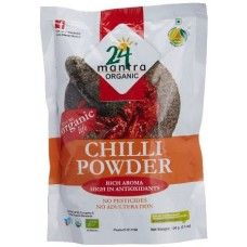 24 Mantra Organic Chili Powder 100g