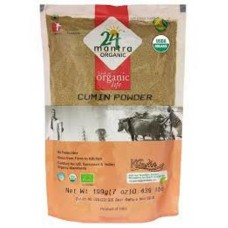 24 Mantra Organic Cumin Powder 100g