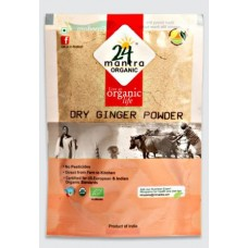 24 Mantra Organic Dry Ginger Powder 50g