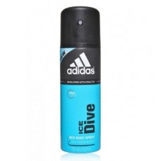 Adidas Ice Dive Deodorant Spray For Men