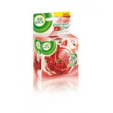 Airwick Everfresh Gel Velvet Rose 50g