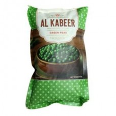 Al Kabeer Green Peas, 500 Gm