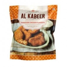 Al Kabeer Tandoori - Chicken Nuggets, 400 Gm