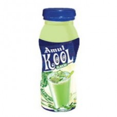 Amul Kool Elaichi Milk Shake Bottle 200 ml