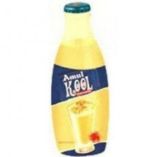 Amul Kool Kesar Milk Shake Pet Bottle 200 Ml