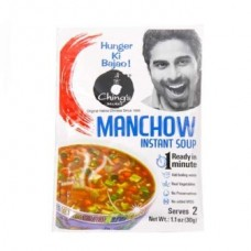 Ching's Instant Manchow Soup 30 Gm Pouch
