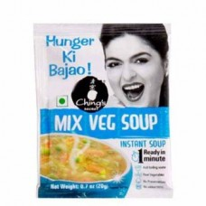 Ching's Instant Mix Veg Soup 15 Gm