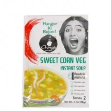 Ching's Instant Sweet Corn Veg Soup 30 Gm Pouch