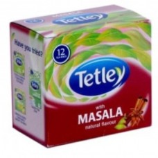 Tata Tetley Masala Tea Bags 12 Pc