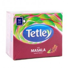 Tata Tetley Masala Tea Bags 50 Pc