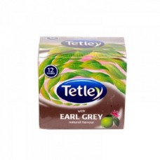 Tata Tetley Tea Bags Earl Grey 12 Pc