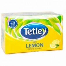 Tata Tetley Tea Bags Lemon 25 Pc