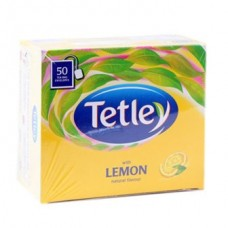 Tata Tetley Tea Bags Lemon 50 Pc