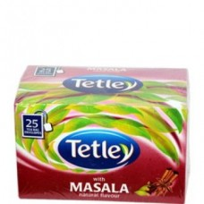 Tata Tetley Tea Bags Masala 25 Pc