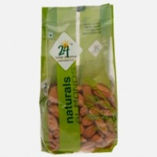 24 Mantra Organic Almonds 100 Gms