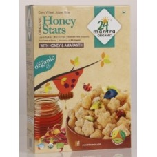24 Mantra Organic Honey Stars 300 Gms