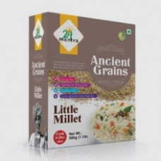 24 Mantra Organic Little Millet 500gms