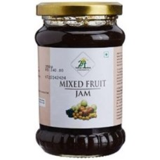 24 Mantra Organic Mixed Fruit Jam 300 G