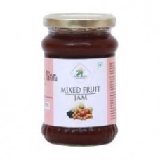 24 Mantra Organic Mixed Fruit Jam 400 G