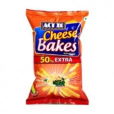 ACT II Cheese Bakes 80 Gm Pouch