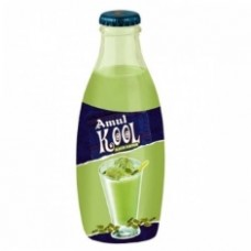 Amul Kool Elaichi 200 ML Glass Bottle