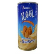 Amul Kool Shakers Badam 200 ML Can