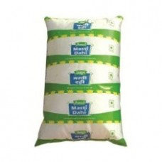 Amul Masti Dahi Poly Pack - 400 Gm