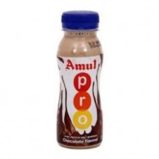 Amul Pro Drink Chocolate Flavour 200 ML Pet Bottle