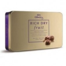 Cadbury Celebrations Rich Dry Fruit Collection 132 Gm Tin