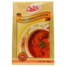 Catch White Peppers 100g