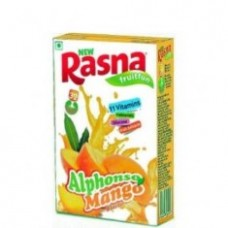 Rasna Fruit Fun Alphanso Mango Drink Mix
