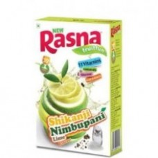 Rasna Fruit Fun Nimbu Pani Drink Mix