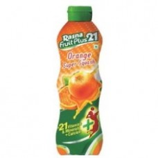 Rasna Fruit Plus Orange Squash 700ML