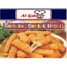 Al Kabeer Chicken And Cheese Sticks 400g