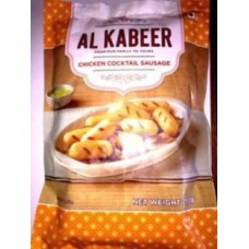 Al Kabeer Chicken Cocktail Sausage 250g