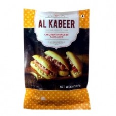 Al Kabeer Chicken Sausages 250g