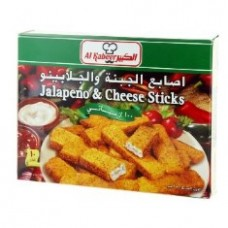 Al Kabeer Jalapeno Cheese Sticks 250g