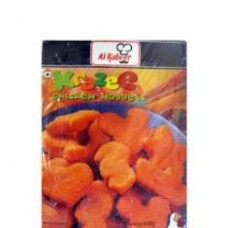 Al Kabeer Krazee Chicken Nuggets 400g