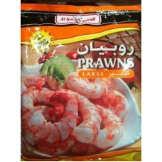 Al Kabeer Large Shrimps 400g