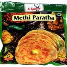 Al Kabeer Methi Paratha 5pcs-400gm