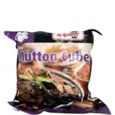 Al Kabeer Mutton Cubes 900gm