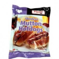 Al Kabeer Mutton Hotdogs 250g
