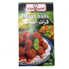 Al Kabeer Mutton Meatballs 300g