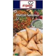Al Kabeer Mutton Samosa 12pcs 240g
