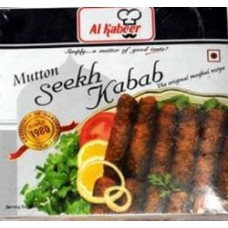 Al Kabeer Mutton Seekh Kabab 10pcs 400g