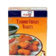 Al Kabeer Tandori Chicken Nuggets 400g