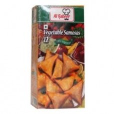 Al Kabeer Vegetable Samosa 12pcs 240g